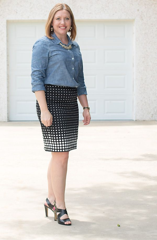 Savvy Southern Chic: Instant outfit