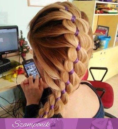 French two strand braid