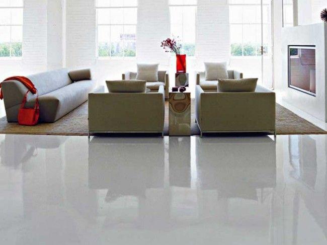 Pavimenti in resina | flooring | Pinterest | Pavimenti, Arredamento ...