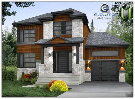 maison moderne revetement exterieur - Recherche Google Houses