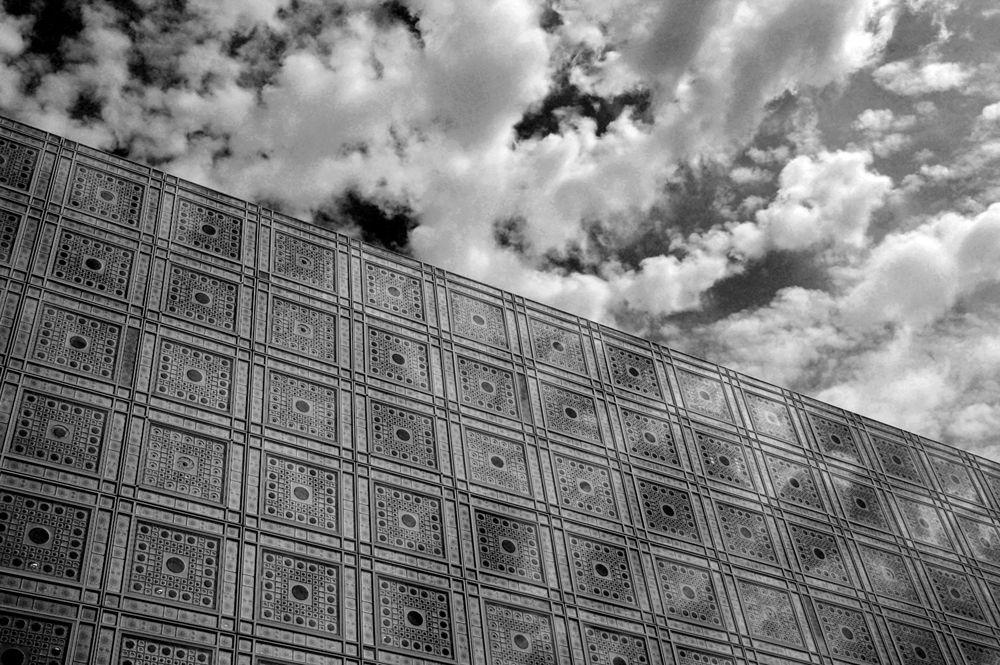 2009.08 Istituto del Mondo Arabo, Parigi, F arch. Jean Nouvel