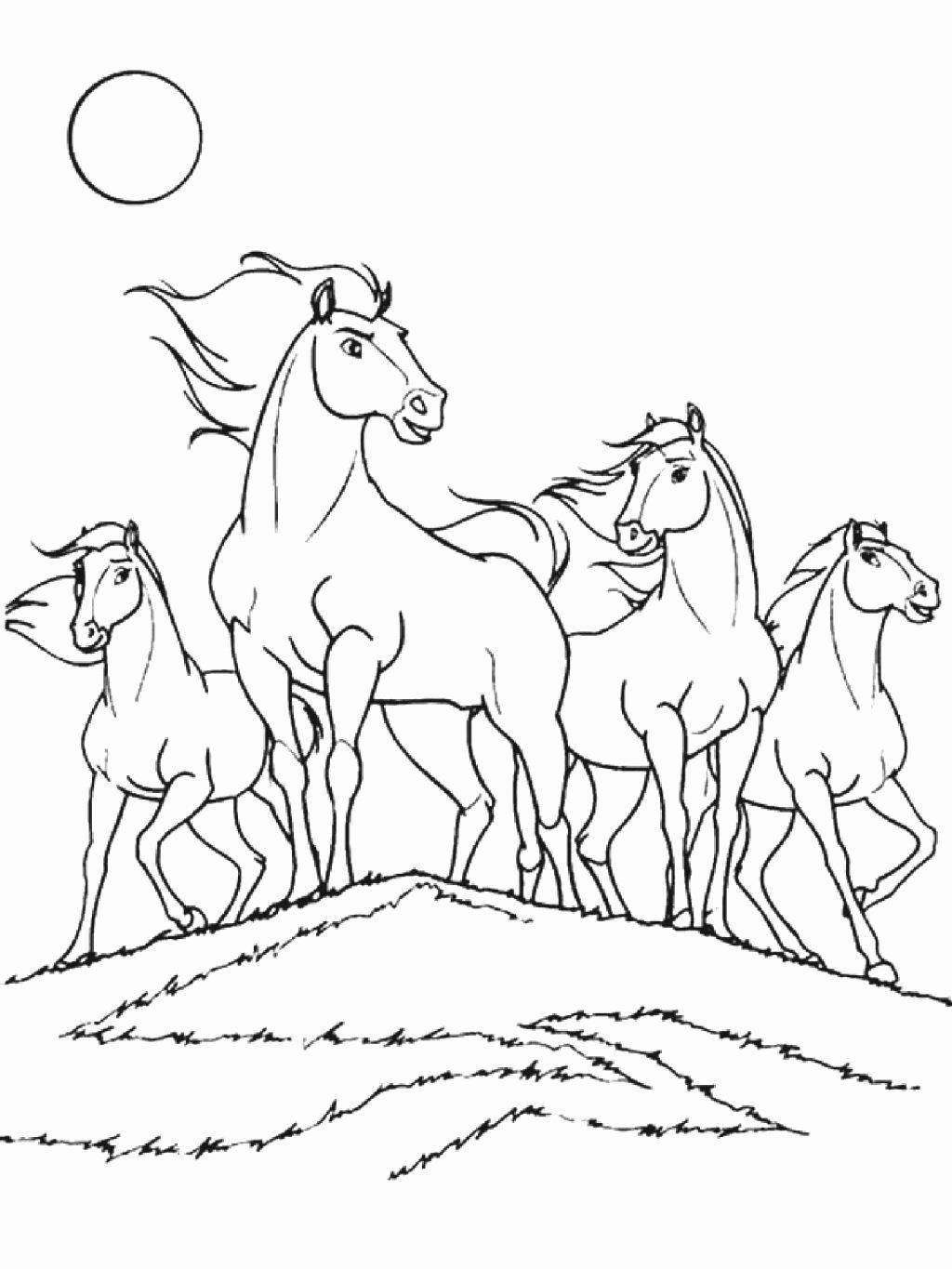 Easter Horse Coloring Pages Tips