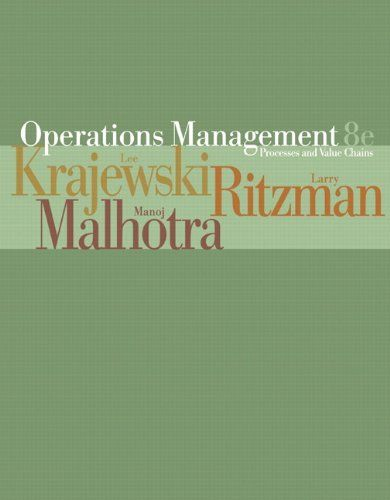 Download Free Operations Management Processes And Value Chains 8th