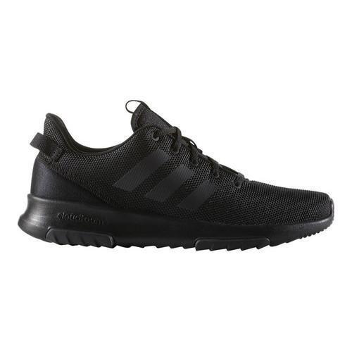 Men\u0027s adidas NEO Cloudfoam Racer TR Running Shoe Core /Core /Ftwr White