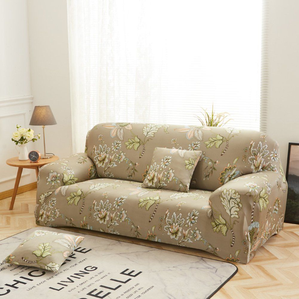 Sofa Cover With Cushion Coversthicken Antislip Sofa Slipcovers Throw