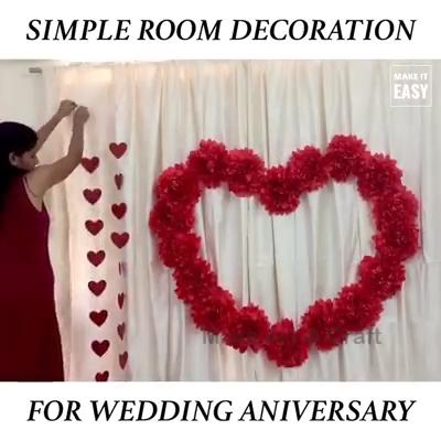 Anniversary Decoration Home Valoblogicom