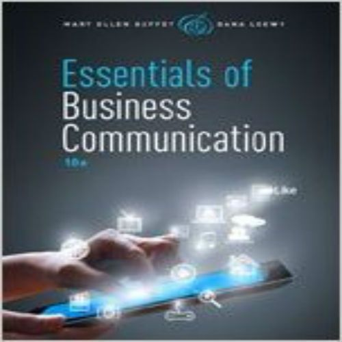 Solution manual for essentials of business communication 10th solution manual for essentials of business communication 10th edition by guffey12858589139781285858913 fandeluxe Gallery