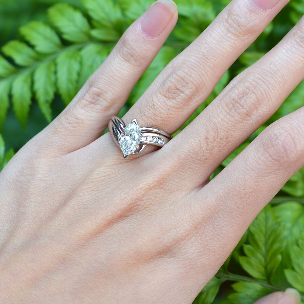 camoflauge carat wedding zen ring rings shadow gold pin woodland
