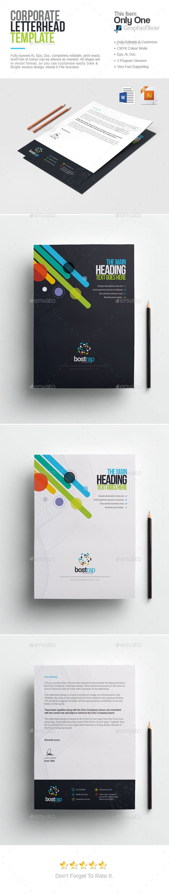 Letterhead template stationery print templates download here letterhead template stationery print templates download here https graphicriver spiritdancerdesigns Choice Image