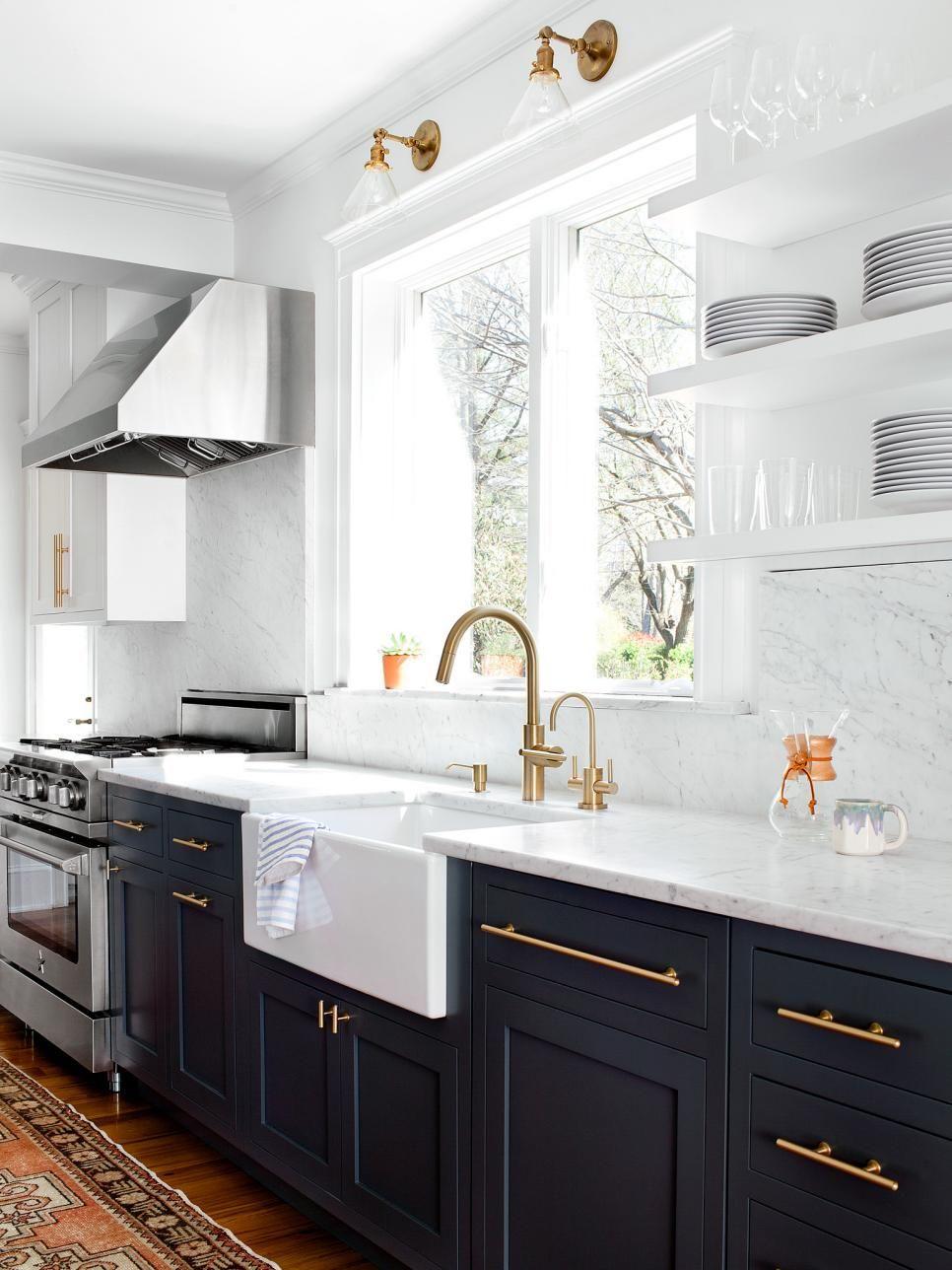 30 Budget Kitchen Updates That Make a Big Impact | Hgtv, Kitchens ...