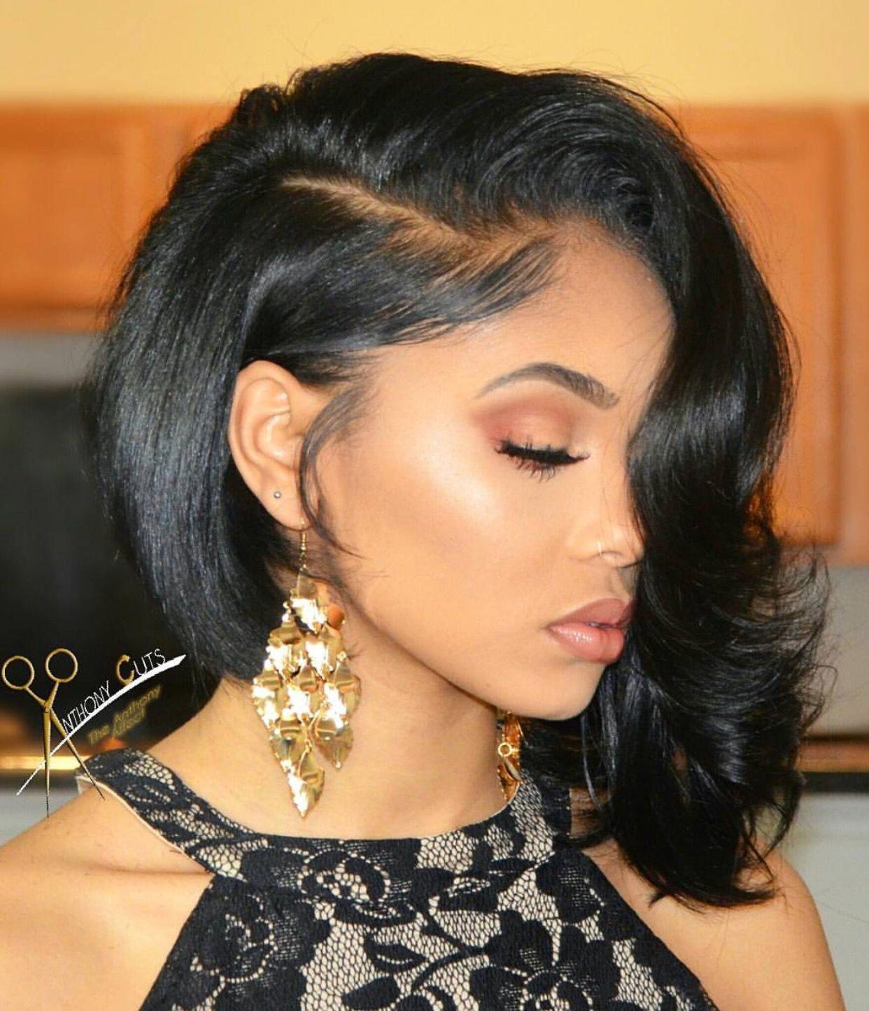 #blackhairstylescrochet | Black girl prom hairstyles ...