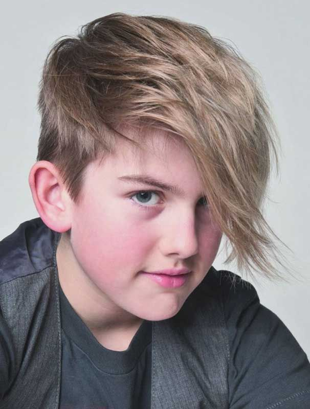 latest little boy haircuts