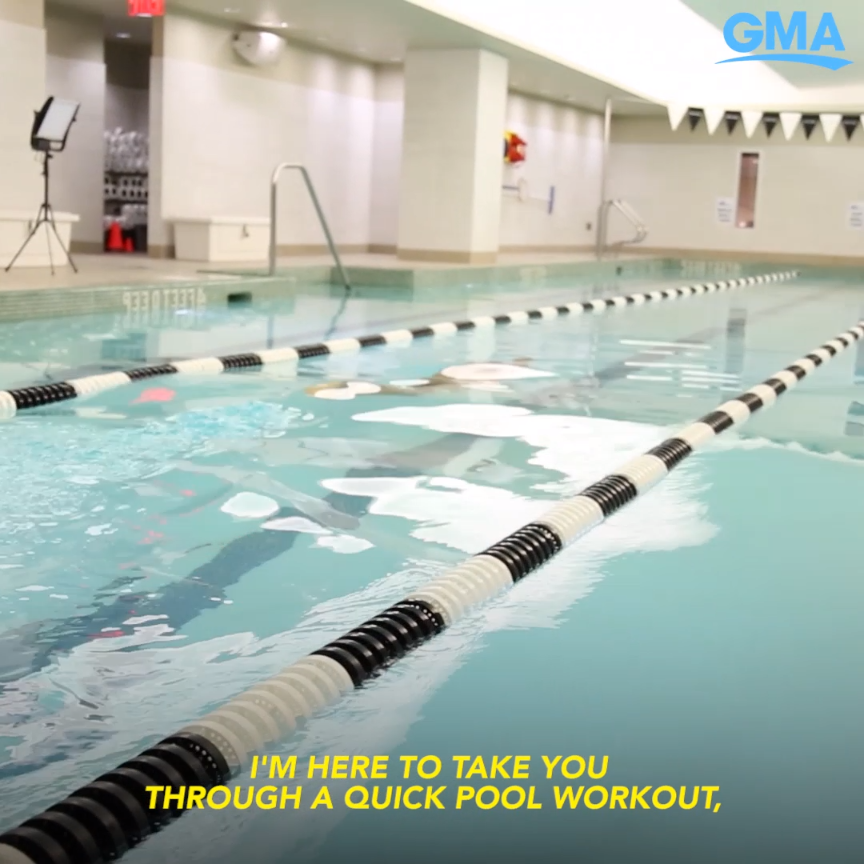Swimming is a low-impact exercise that yields high results. It can be done for endurance or high-intensity interval, aka HIIT, training, and it's cool -- literally.