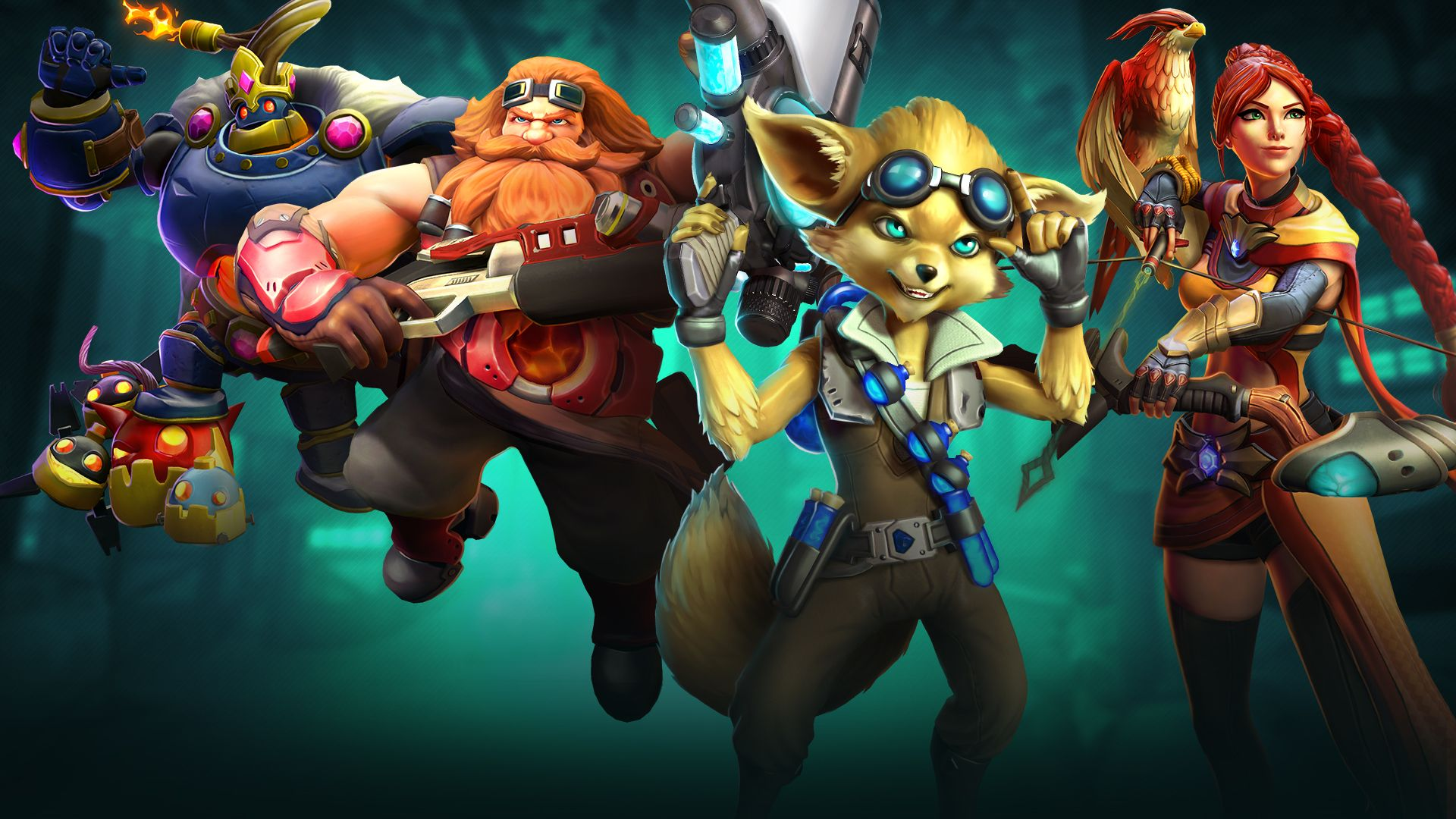 Paladins: The Game on | Twitter Posts | Games, Paladin, Xbox