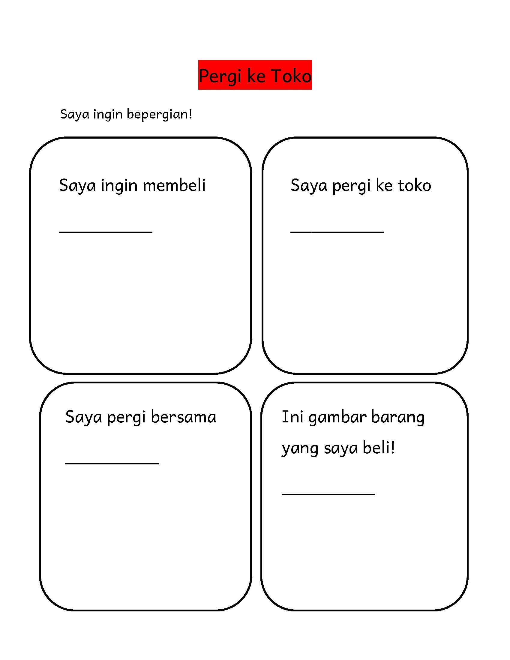 Pin Oleh Eka Yuliati Di Bahasa Indonesia