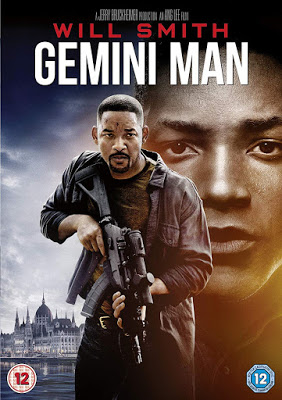 Gemini Man Movie Review Cert 12 And 2 X Dvd Giveaway Sent By Paramount Gemini Man Man Movies Will Smith Movies