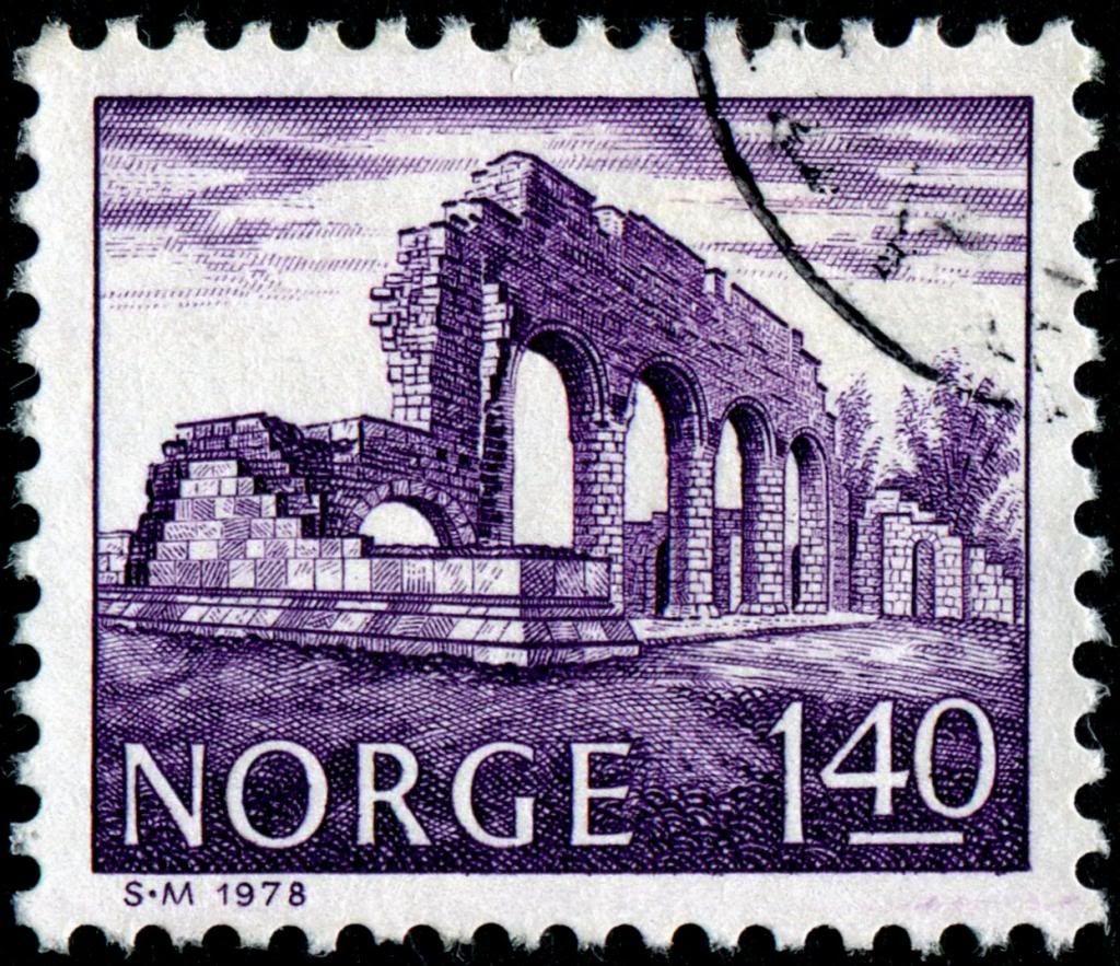 Norway 1kr40ø 1978