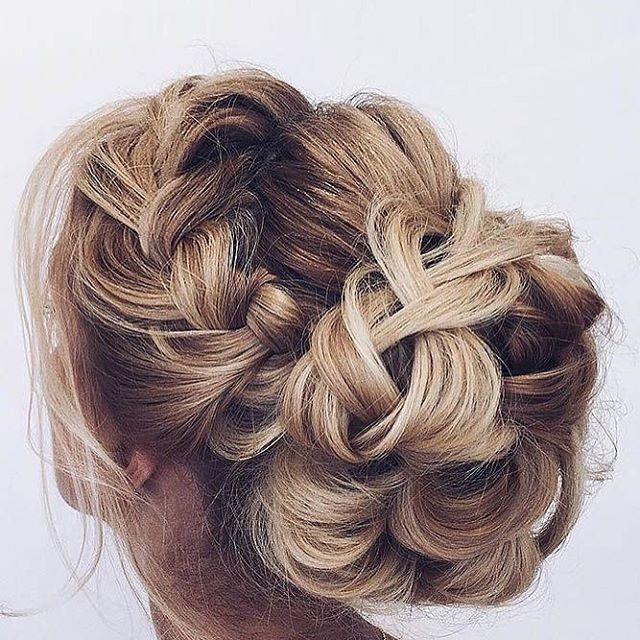 Easy Braided Side Bun Homecoming Hairstyles Cute S Makeup Videos