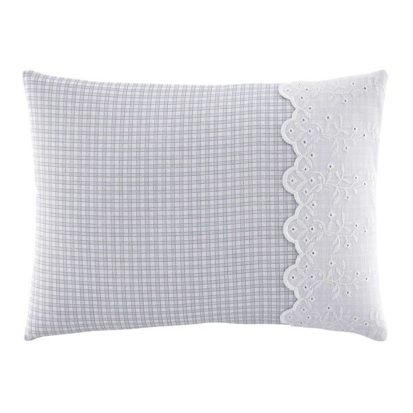 Laura Ashley Sophia Plaid Breakfast Pillow French Umbrella Unique Laura Ashley Decorative Pillows