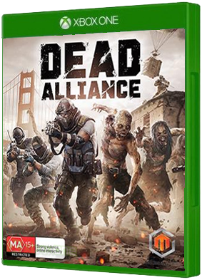 Dead Alliance Brings First Person Team Based Zombie Shooting To Xbox
