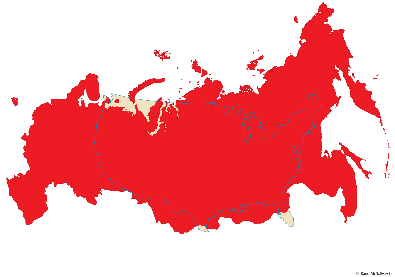 Russia Size Comparison To United States Soviet Union Soviet Union Flag Ussr Flag