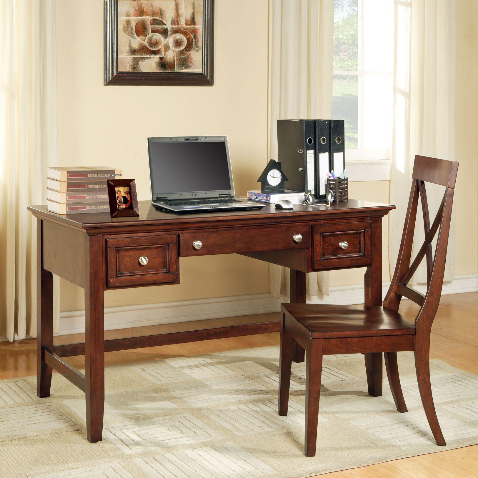 writing desk chair set