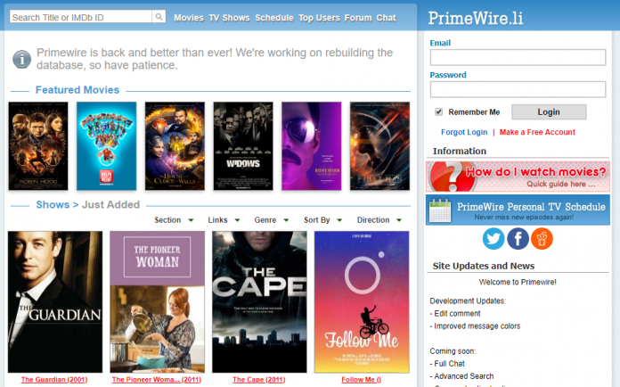 Pin On Movie Streaming Websites