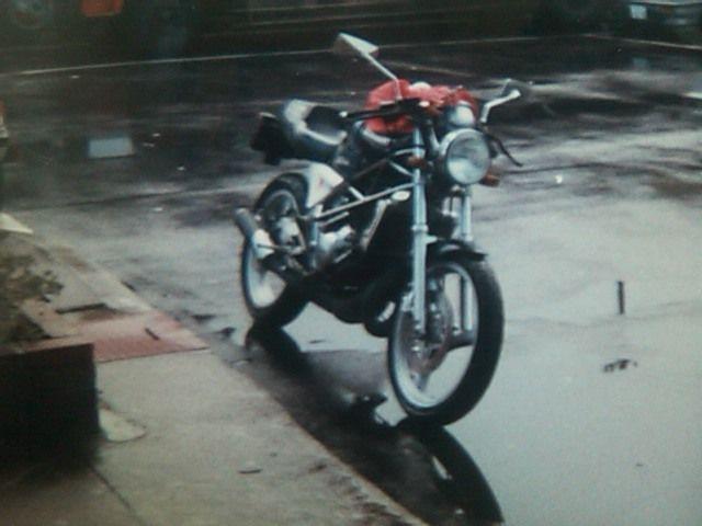 1986 Yamaha Sdr200