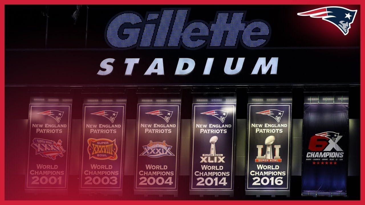 Titletown When Legends Rise Legend New England Patriots Gillette Stadium