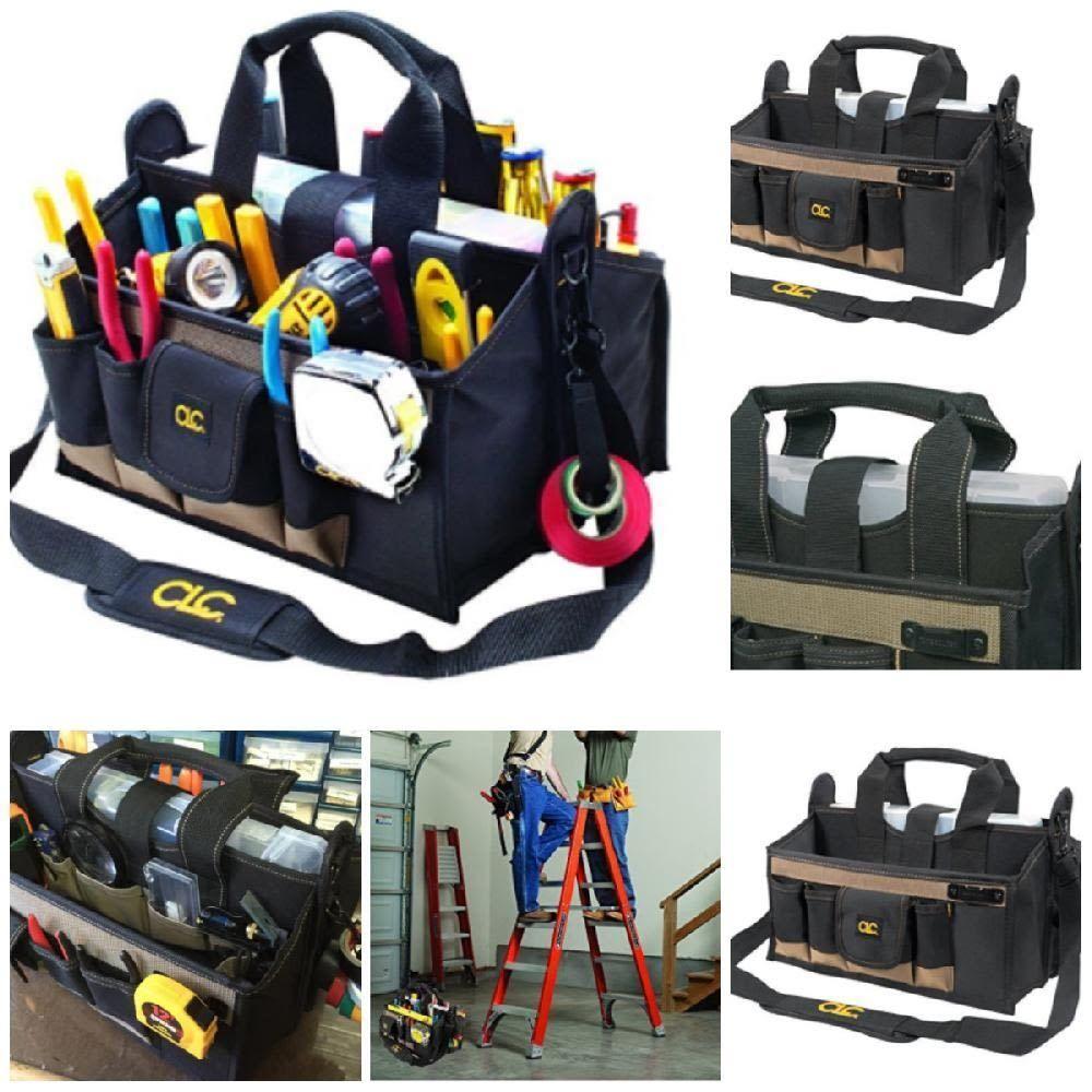 Handled Heavy Duty Storage Tool Bag Tools