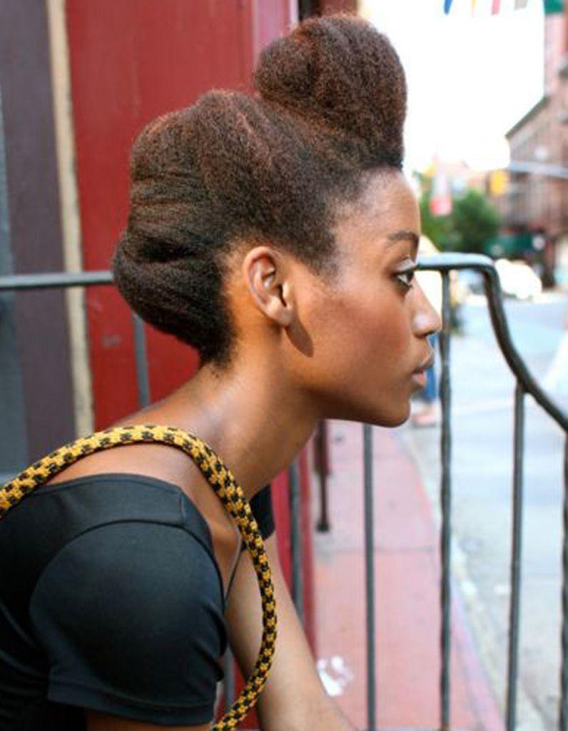 17++ Coiffure afro elegance melanie des idees