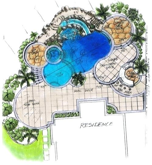 Swimming Pool Plans Free Swimming Pool Design Plans Drawing At Com Free For Personal Use Free Above Ground Pool Design Plans Pool Drawing Inground Pool Designs