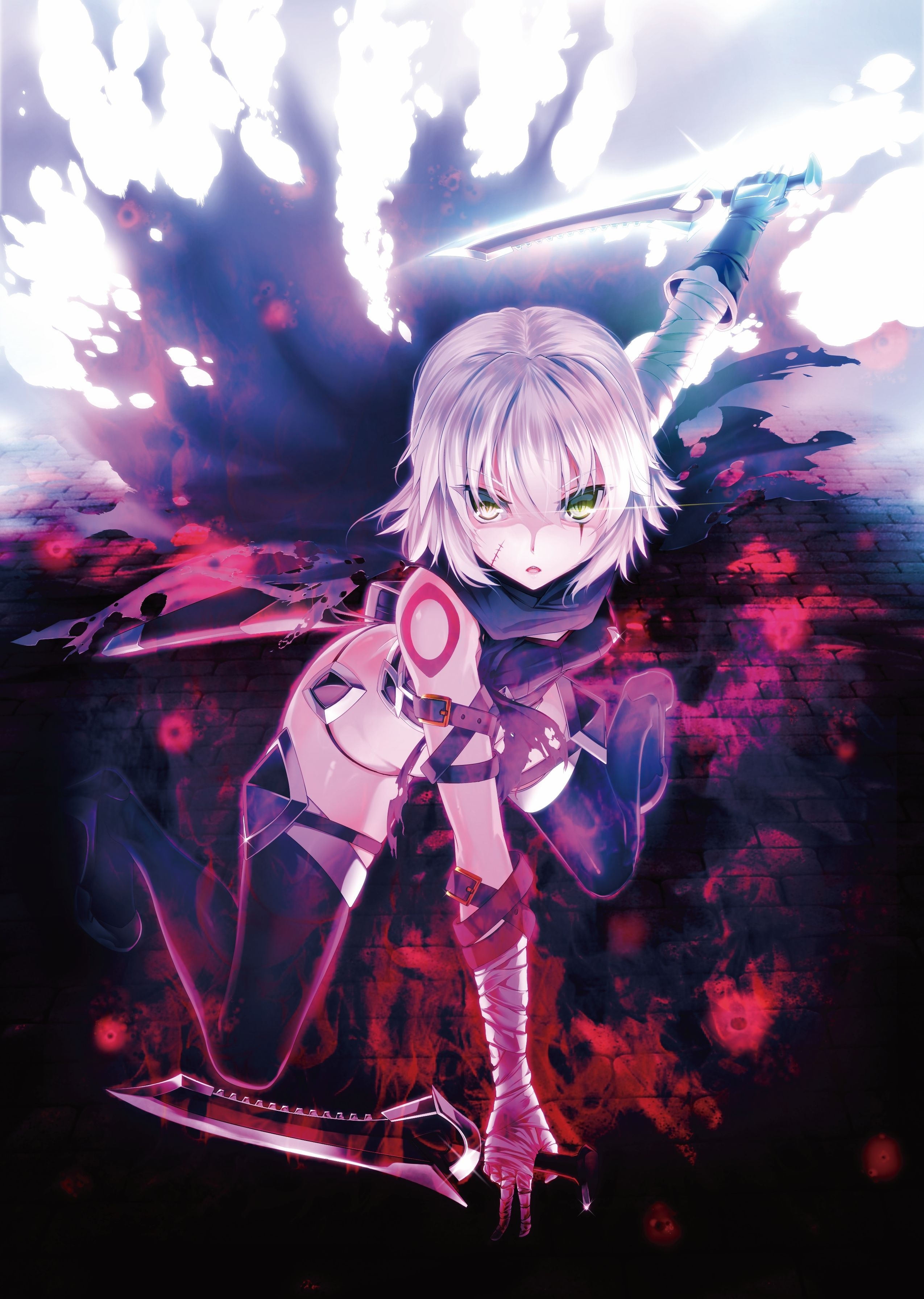 Jack The Ripper Fate Stay Night Anime Anime Anime Art