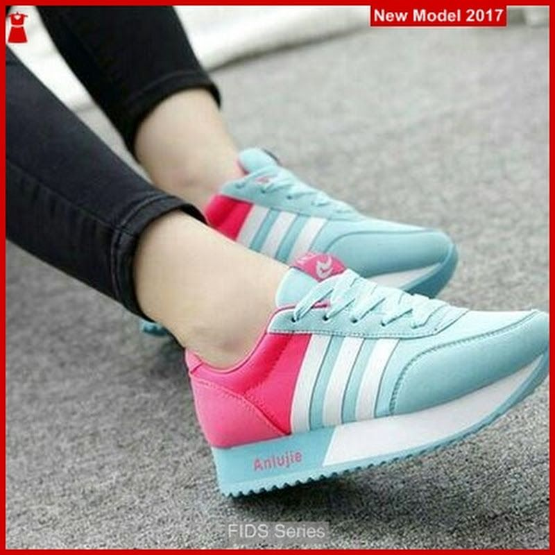 PIN JUAL  Baju Murah Online Model FIDS098 Sepatu Wanita Kets Adds Olahraga  BMGShop Murah Siap f46a94204a