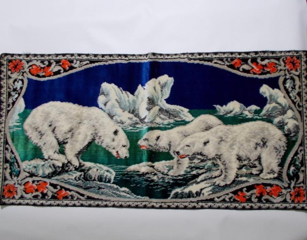 Hanging Bear Tapestry Pics