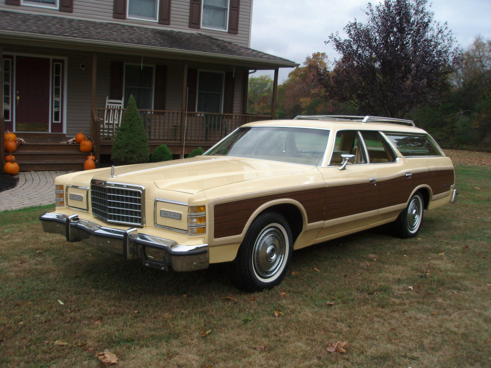 Ford : Other LTD | Ford, Motor car and Rust free