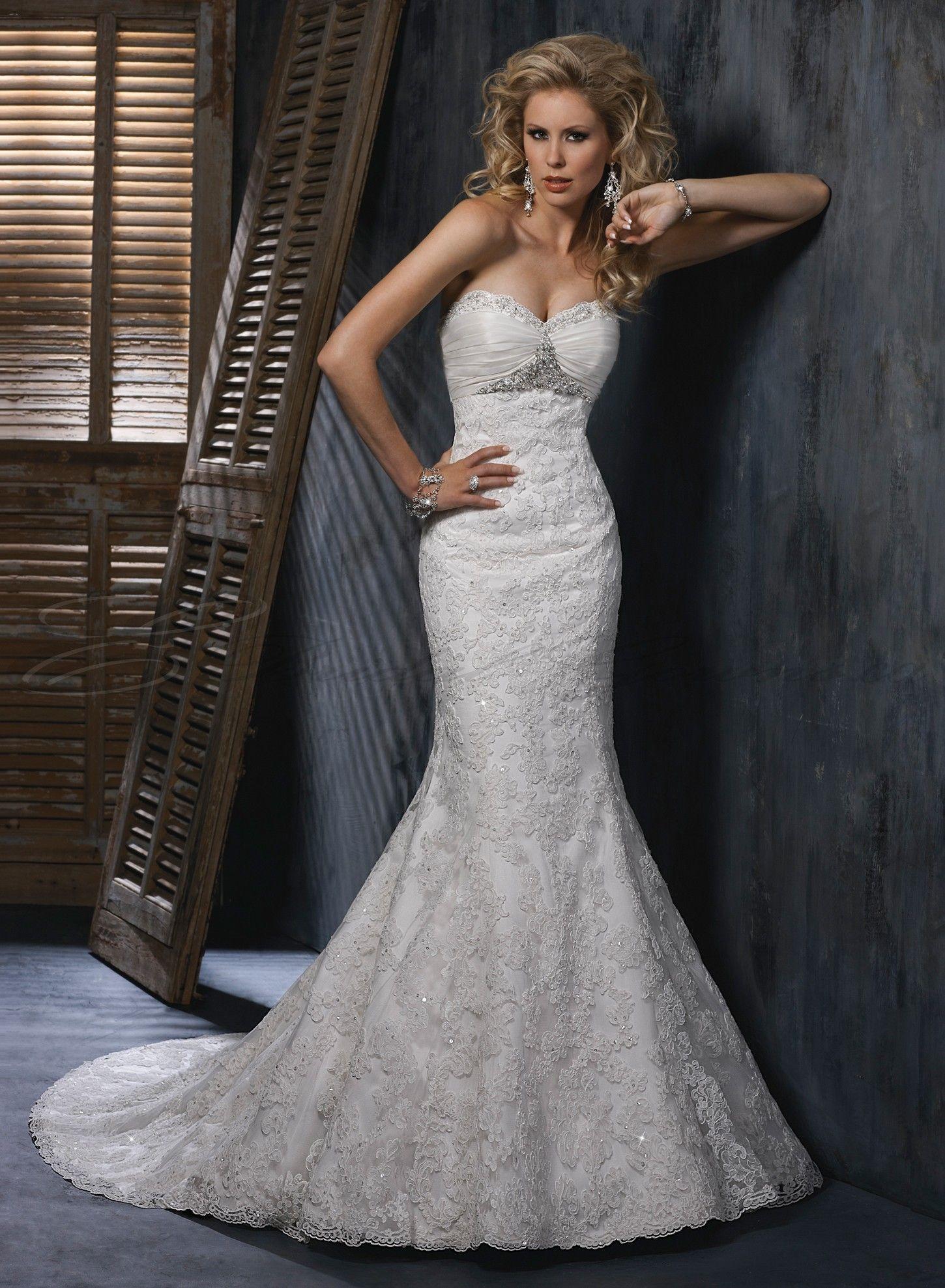 Mermaid Wedding Dresses: Fresh and Inspiring Gown   wedding ...