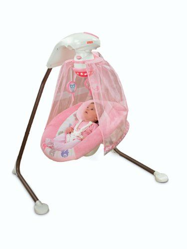 147 36 174 99 Baby Fisher Price Tree Party Cradle N Swing