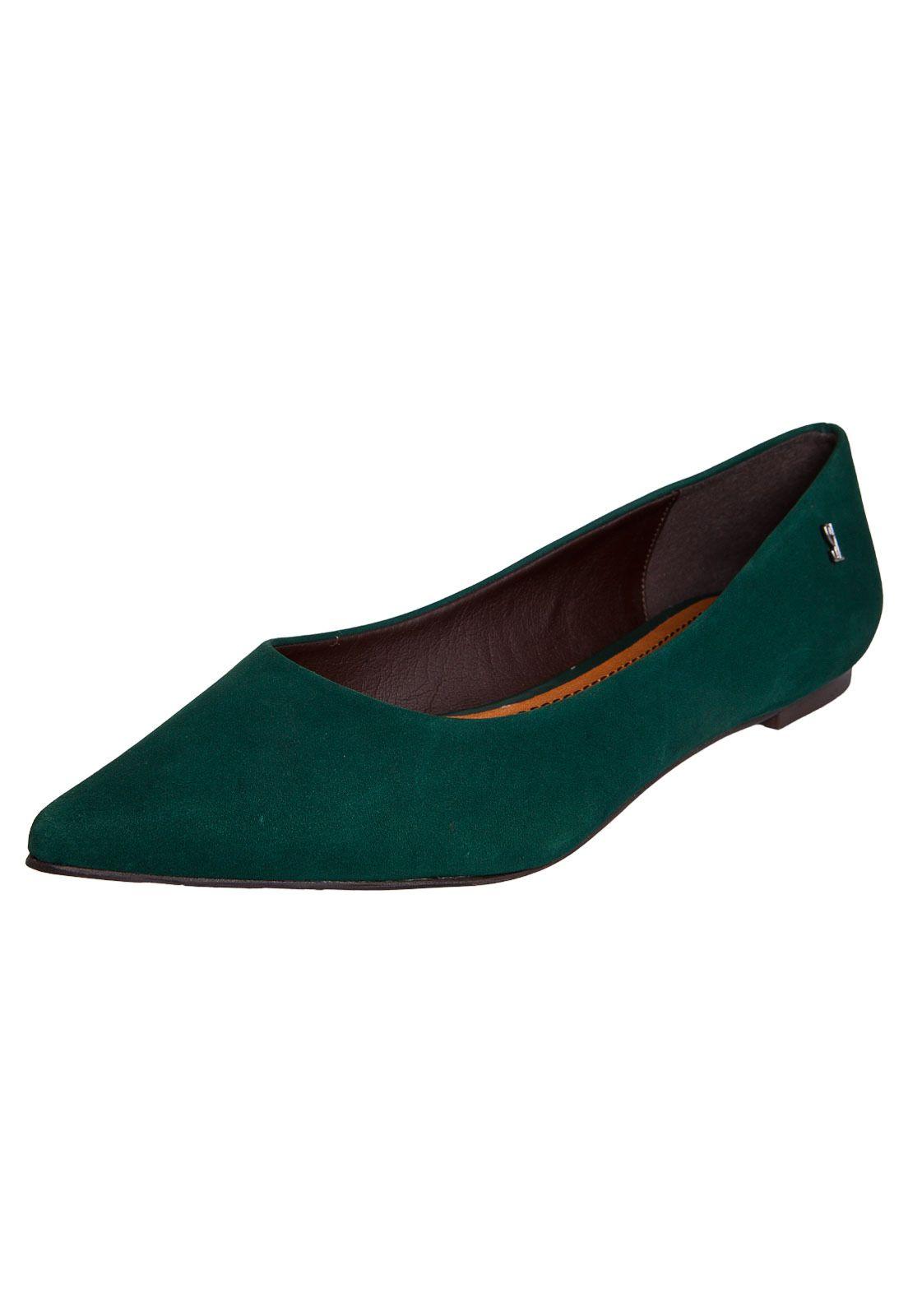 4076d3d7800 Sapatilha Santa Lolla Verde - Compre Agora