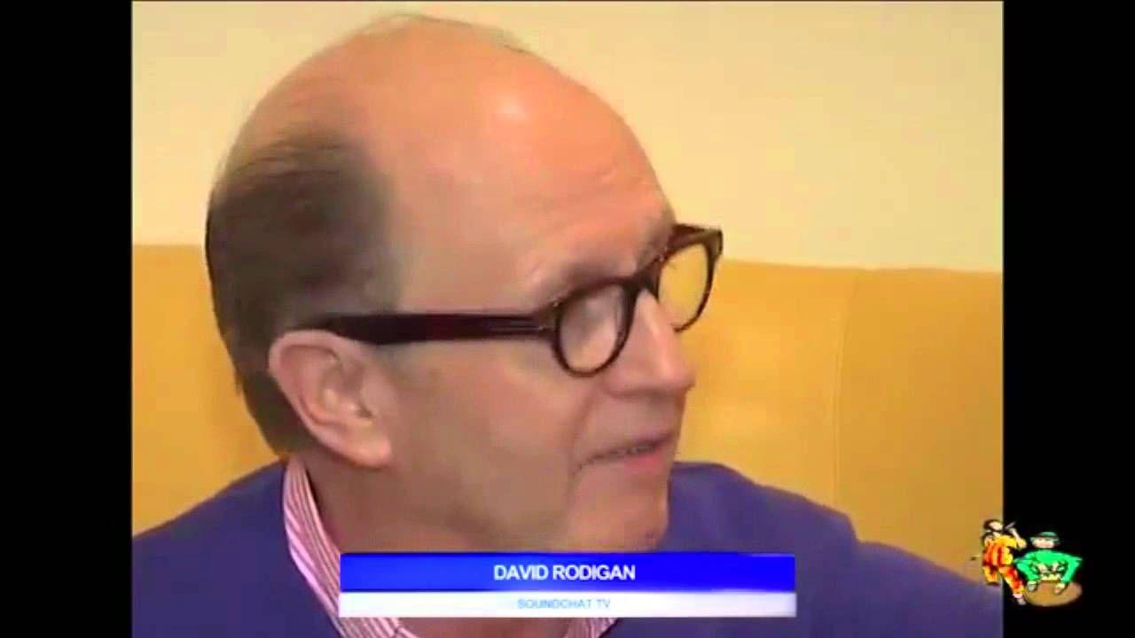 David Rodigan Interview (Irish & Chin)