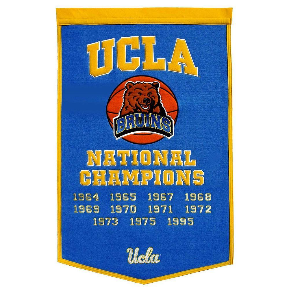 Ucla Bruins Dynasty Banner, Multicolor