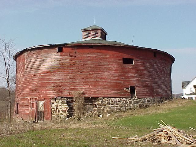 Round Barns Of Wisconsin Dale Travis Wi 29 03 Have To