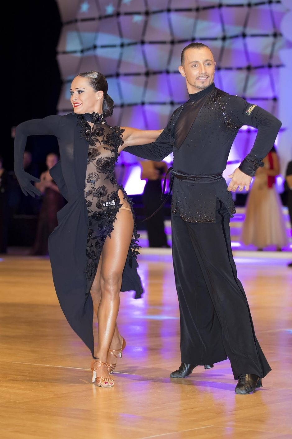 Maurizio and Andra – the best couple | Practice wear | Pinterest ...