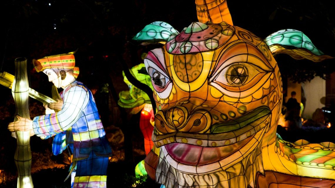 Montreal Lantern Festival Explore the Gardens of Light