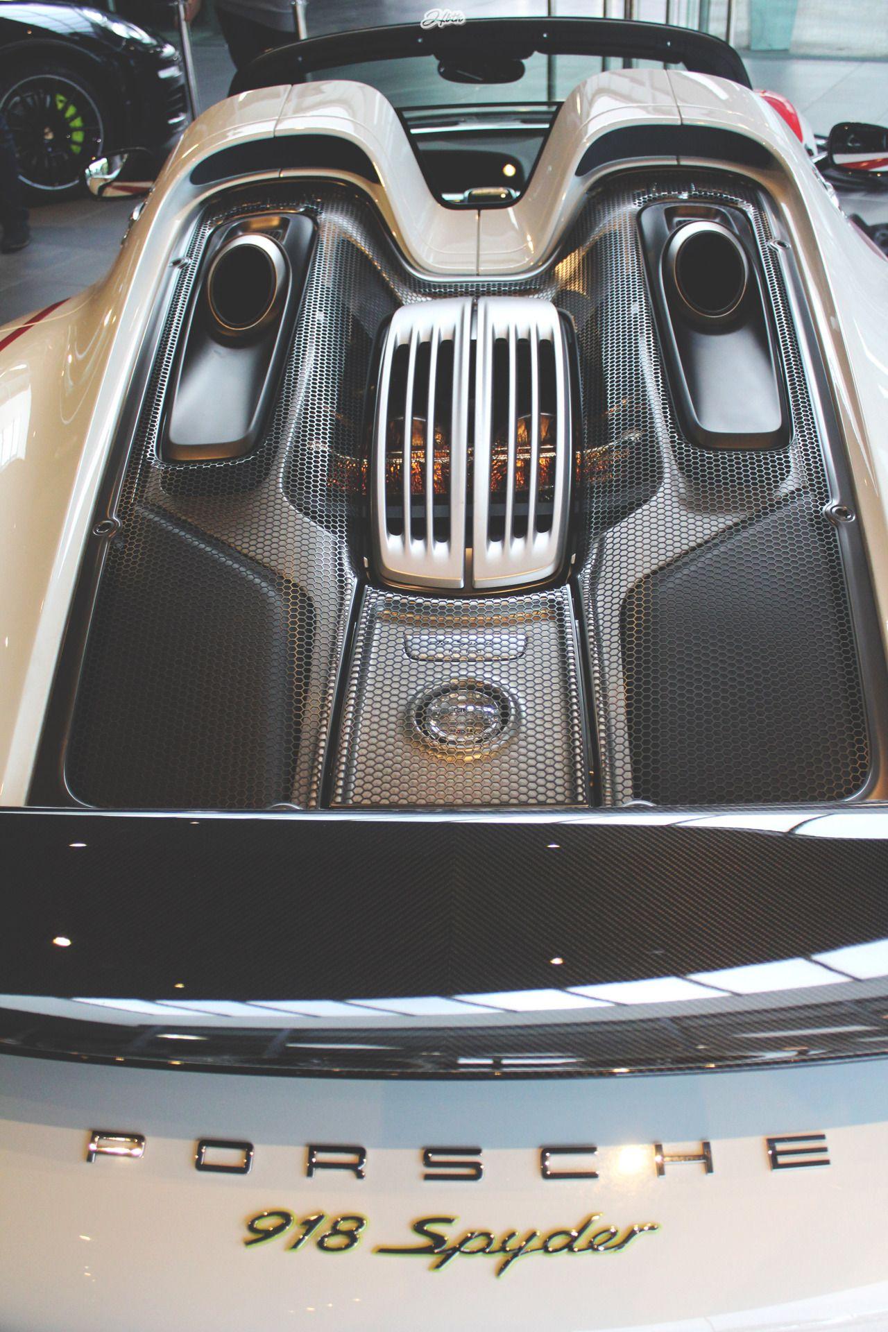 Happiness by the kilowatt porsche 918 porsche automotive