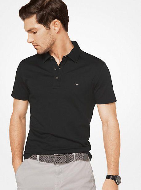 Bryant Stretch-Cotton Polo Shirt  26d90914d