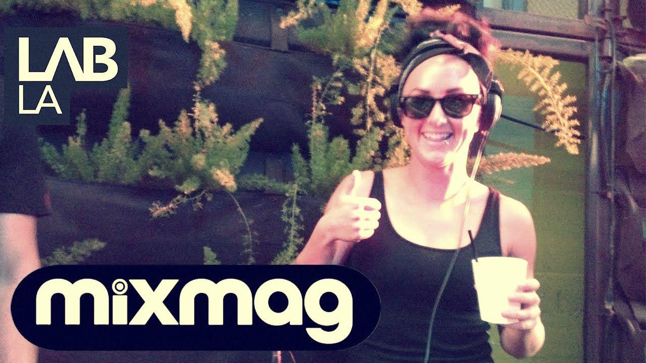 Hannah Wants DJ Inglesa....