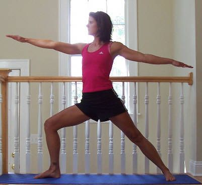 wake up or relax with this soothing yoga workout  basic