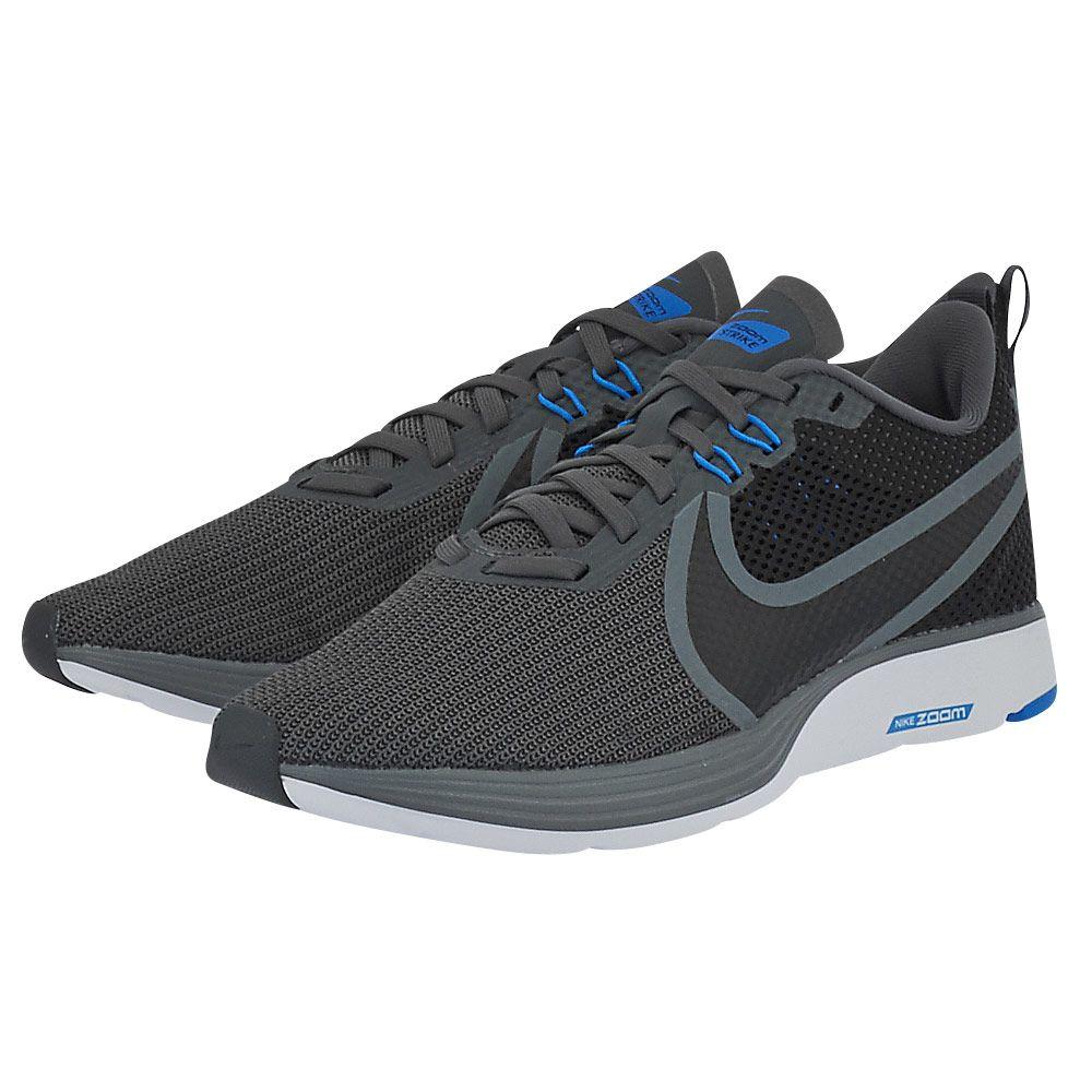 a865e95fa42 ΧΑΜΗΛΟ ΒΑΡΟΣ ΓΙΑ ΜΕΓΑΛΕΣ ΤΑΧΥΤΗΤΕΣ. Τα ανδρικά παπούτσια για τρέξιμο Nike  Zoom Strike 2 έχουν