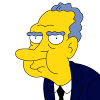 Richard Nixon2 Png Simpsons Characters The Simpsons Simpson